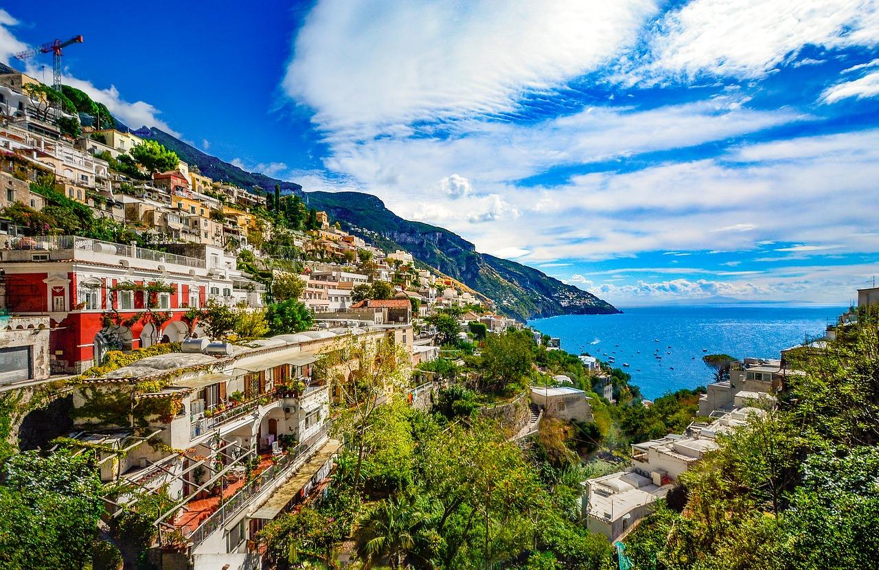 Дайвинг в Италии