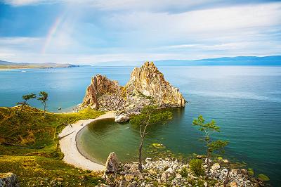 Дайвинг на Малом море (о. Байкал)