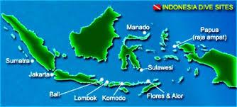 Дайвинг в Индонезии
