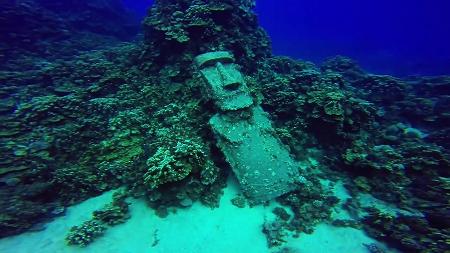 Дайвинг на Острове Пасхи